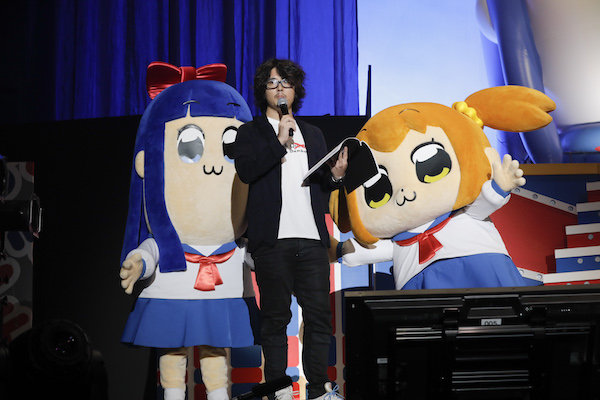 『ポプテピピック』豪華声優陣のボイス付きLINEスタンプが発売! 本人役の蒼井翔太さんをはじめ、スタンプに登場する25名の声優をまとめて紹介!-2