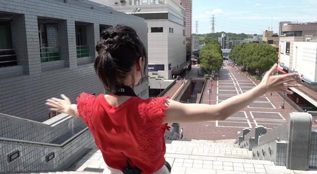 旅専門チャンネル「タビテレ」にて『声優カメラ旅』第4話が9月22日より配信開始! 鈴木絵理さんが多摩センターを巡る-3