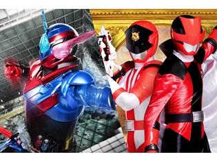 劇場版『ビルド・ルパパト』興行収入10億円突破! 「仮面ライダー/スーパー戦隊シリーズ」としては、2013年以来5年ぶりの快挙