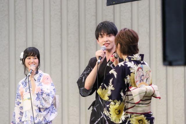 『三ツ星カラーズ』日岡なつみさん、田丸篤志さん、朝井彩加さんが上野で作品やキャラの魅力を熱弁! カラーズの関係性を疑うぶっちゃけトークも!?