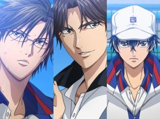 「テニスの王子様 BEST GAMES!! 手塚 vs 跡部」オーディオコメンタリーより、置鮎龍太郎さん・諏訪部順一さん・皆川純子さんの感想が到着