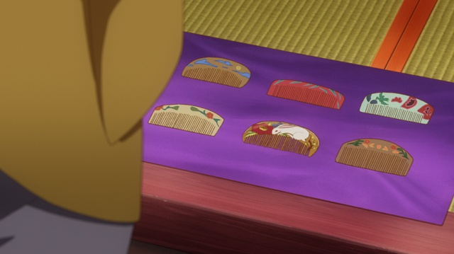 『つくもがみ貸します』第8話「江戸紫」の先行場面カット到着! 半助とキセルのつくもがみ「五位」の関係とは……-3