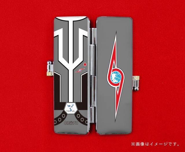 ▲ウルトラ警備隊(『ウルトラセブン』)