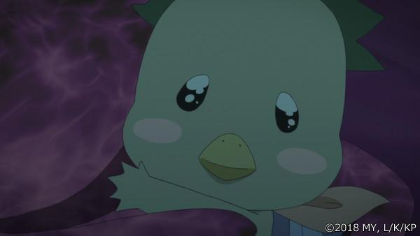 『かくりよの宿飯』最終話「あやかしお宿に美味い肴あります。」の先行場面カット公開! 葵は海坊主が自分と同じ思いを抱えていた事を知る-2