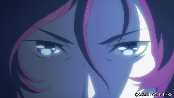 『かくりよの宿飯』最終話「あやかしお宿に美味い肴あります。」の先行場面カット公開! 葵は海坊主が自分と同じ思いを抱えていた事を知る