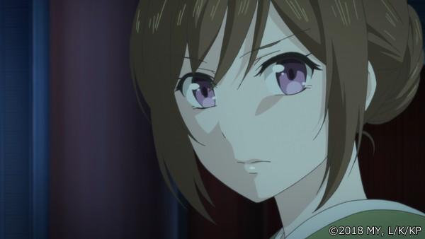 『かくりよの宿飯』最終話「あやかしお宿に美味い肴あります。」の先行場面カット公開! 葵は海坊主が自分と同じ思いを抱えていた事を知る-8