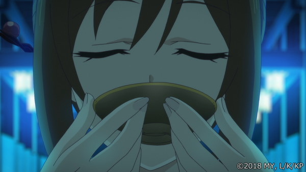 『かくりよの宿飯』最終話「あやかしお宿に美味い肴あります。」の先行場面カット公開! 葵は海坊主が自分と同じ思いを抱えていた事を知る-11