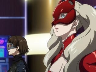 TVアニメ『ペルソナ5』第25話先行カット&あらすじ公開! 冴のオタカラを盗むため、怪盗団はニイジマ・パレスに侵入する