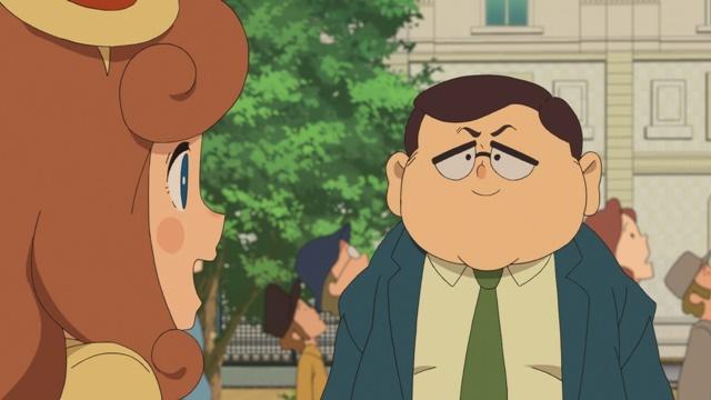 『レイトン ミステリー探偵社 ~カトリーのナゾトキファイル~』第24話の先行カット公開! 盗まれたビッグベンの針を見つけ出せ!
