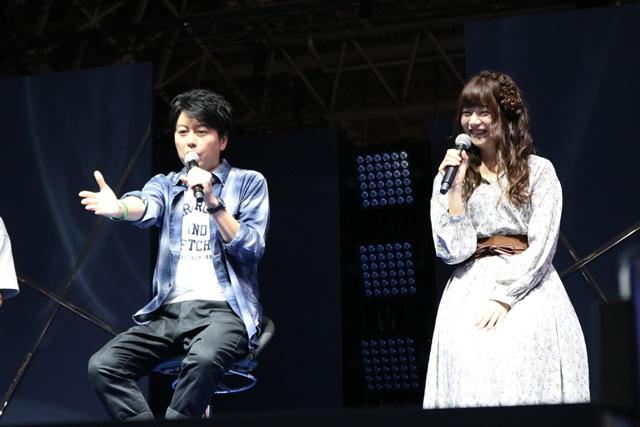 堀江一眞、明坂聡美が登壇した『ワングラ』ステージをレポ!