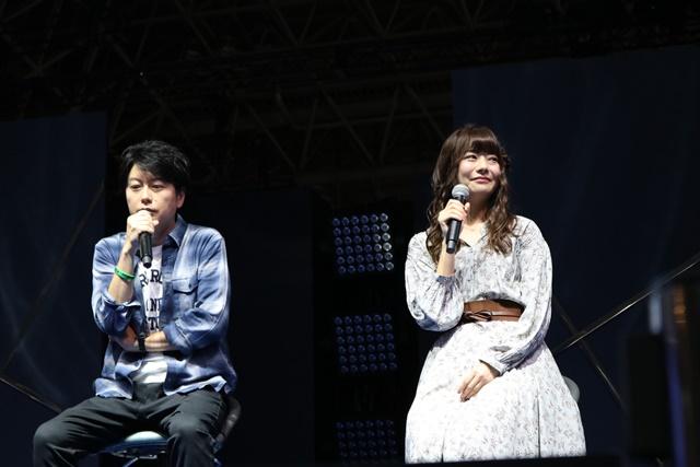 堀江一眞さん、明坂聡美さんが登壇した『ワンダーグラビティ ~ピノと重力使い~』ステージをレポート!【TGS2018】-3