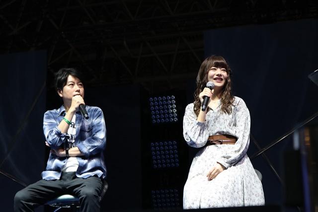 堀江一眞さん、明坂聡美さんが登壇した『ワンダーグラビティ ~ピノと重力使い~』ステージをレポート!【TGS2018】-6
