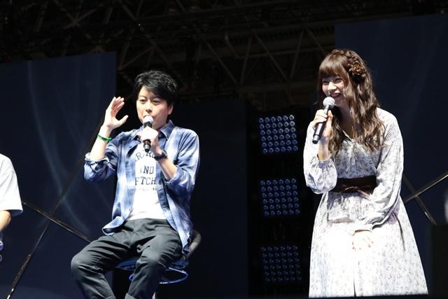 堀江一眞さん、明坂聡美さんが登壇した『ワンダーグラビティ ~ピノと重力使い~』ステージをレポート!【TGS2018】-8