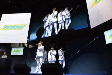 【TGS2018】Readyyy!ステージレポ