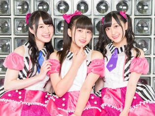 Run Girls, Run!新曲「Go! Up! スターダム!」のジャケット&新衣装が公開!東京でのリリースイベントのレポートも到着!