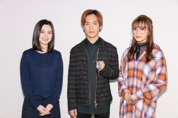 秋アニメ『リライデッド-刻越えのデリダ-』先行上映会レポが到着