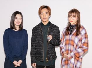 TVアニメ『RErideD-刻越えのデリダ-』先行上映会の速報レポートが到着!小野賢章さん、M・A・Oさん、茜屋日海夏さんが熱く語る