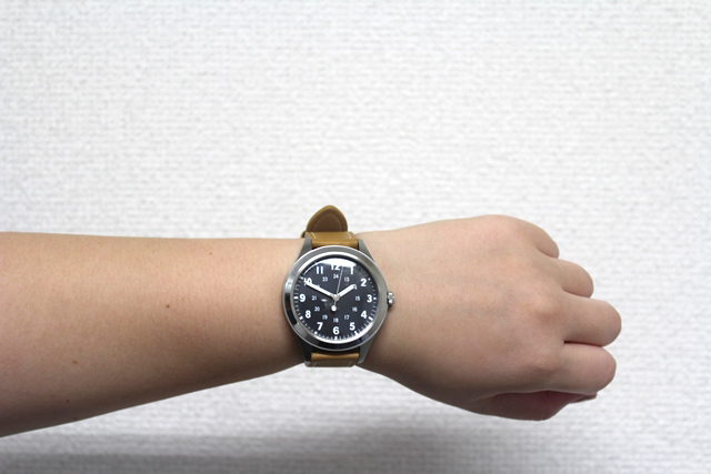 細部までこだわり抜かれた『フルメタル・パニック! Invisible Victory』ミスリル支給品腕時計「大佐モデル」をレビュー!