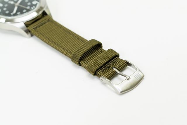 細部までこだわり抜かれた『フルメタル・パニック! Invisible Victory』ミスリル支給品腕時計「大佐モデル」をレビュー!-10