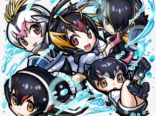 『共闘ことば RPG コトダマン』×『けものフレンズ2』10月4日(木)よりコラボ開催!声優陣のサイン色紙が当るTwitterキャンペーンも実施
