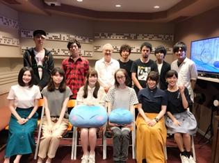 『転生したらスライムだった件』岡咲美保さん・豊口めぐみさんら声優12名のコメント到着! 追加声優7名とキャラビジュアルも公開