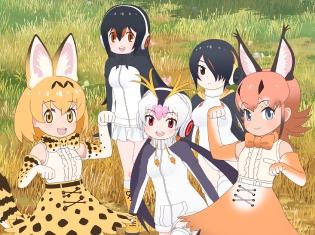 TVアニメ『けものフレンズ2』新ビジュアルでPPP(ぺパプ)よりロイヤルペンギン、コウテイペンギン、ジェンツーペンギンの3人が登場!