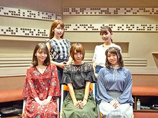 TVアニメ『となりの吸血鬼さん』富田美憂さん、篠原侑さんほか、出演声優6名にインタビュー!
