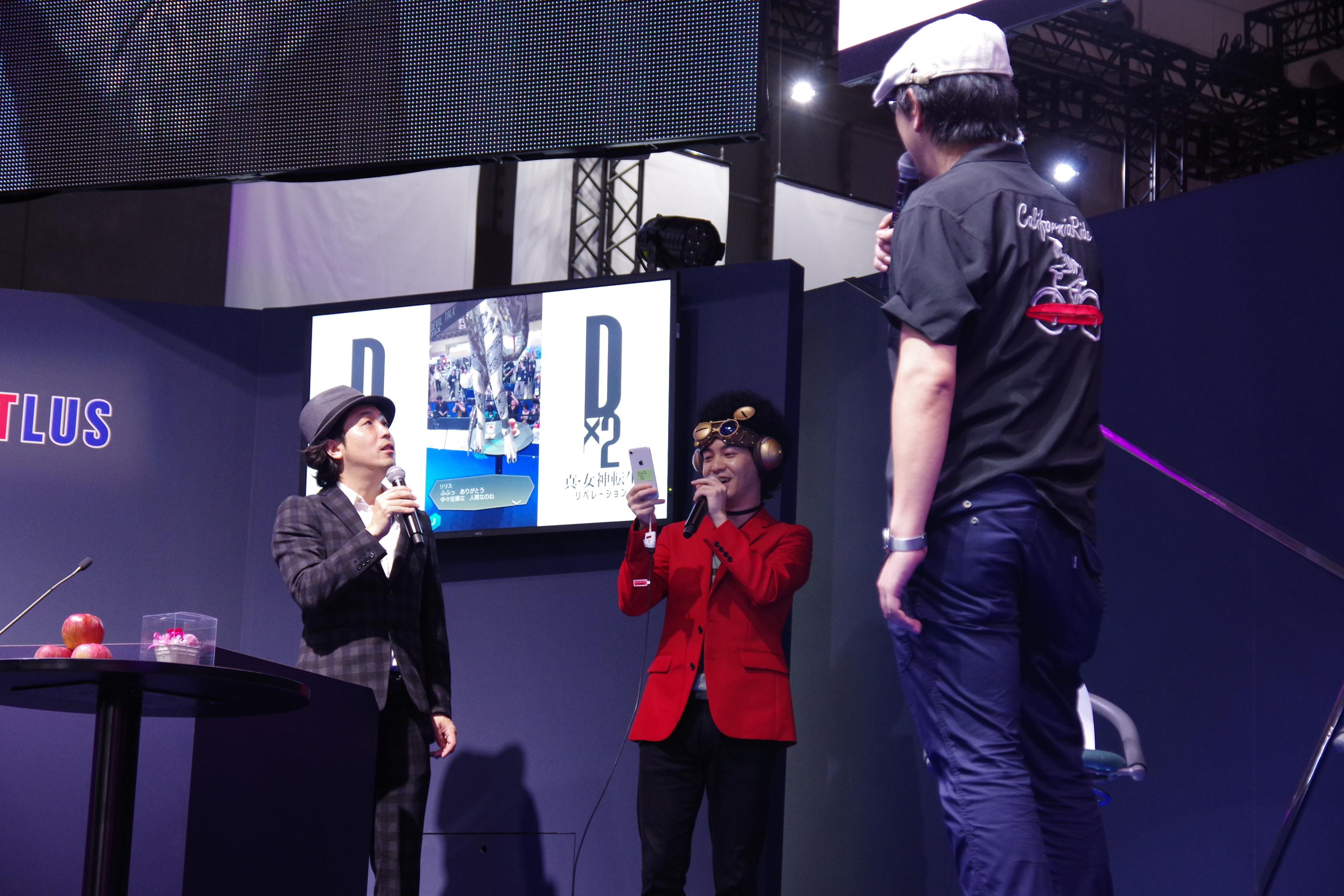 『D×2』スペシャルステージをレポ【TGS2018】