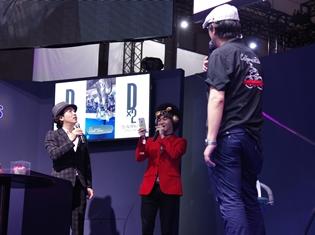 小林裕介さんがメガキンの姿で登場!? 最新情報盛りだくさんだった『D×2 真・女神転生』スペシャルステージをレポ【TGS2018】