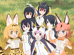 TVアニメ『けものフレンズ2』ビジュアル第3弾が解禁! イワトビペンギン、フンボルトペンギンが加わり、PPP(ペパプ)が全員集合!