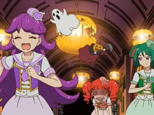 TVアニメ『キラッとプリ☆チャン』第26話先行場面カット・あらすじ到着!うまくいつもの調子が出ないえもを心配したあんなは……
