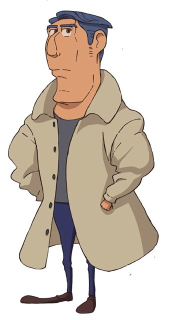 『レイトン ミステリー探偵社 ~カトリーのナゾトキファイル~』第24話の先行カット公開! 盗まれたビッグベンの針を見つけ出せ!-8