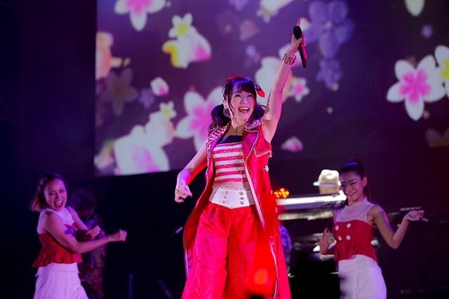 水樹奈々、4年ぶりの台湾公演より公式レポート公開