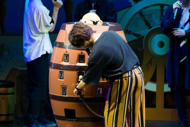 赤羽根健治さん、大河元気さんら声優陣がお宝をかけてバトル!「イケメンシリーズ夏祭り2018〜宝(あなた)を巡る海賊たち〜」昼の部をレポート