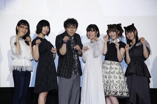 『寄宿学校のジュリエット』先行上映会で小野友樹、茅野愛衣がトーク・ゲームに大盛り上がり!