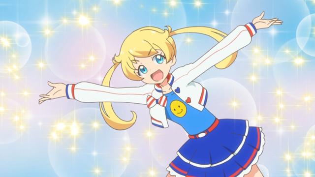 TVアニメ『キラッとプリ☆チャン』第27話先行場面カット・あらすじ到着!バラバラになってしまうメルティックスターだったが……