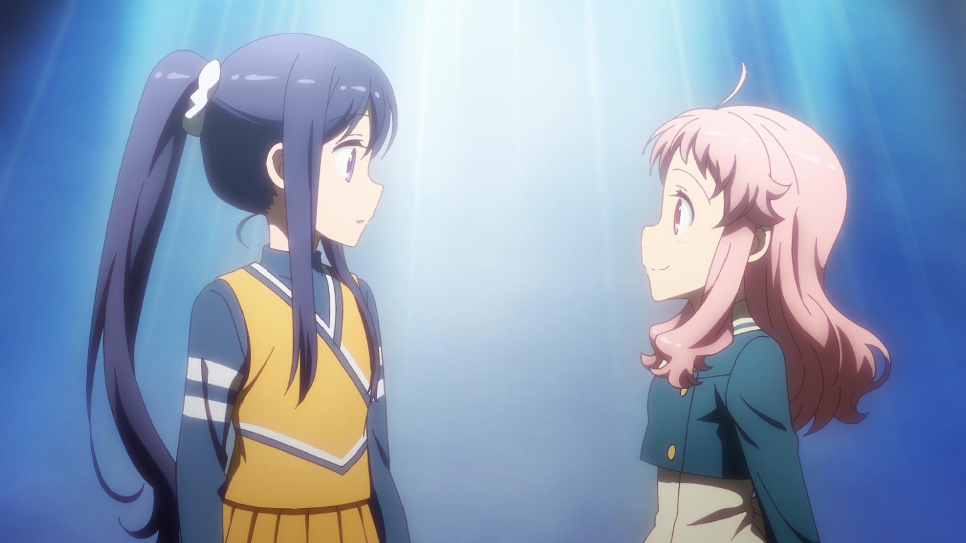 秋アニメ『アニマエール!』第7話の場面カット&あらすじが到着! 買い物後にひづめから、とある相談を持ちかけられる-6