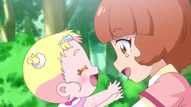 『HUGっと!プリキュア』第35話よりあらすじ・先行場面カット到着! 女優として大活躍中のさあや、次はお医者さんの役をやることにの画像-4