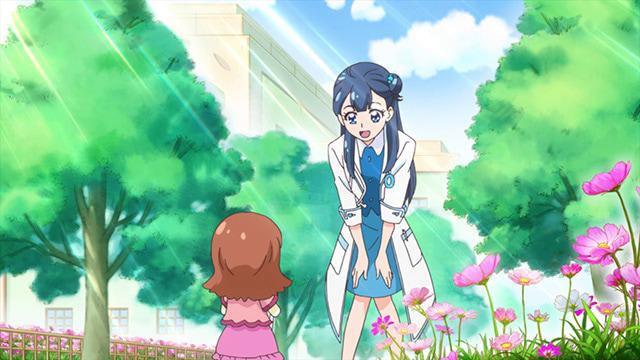 『HUGっと!プリキュア』第35話よりあらすじ・先行場面カット到着! 女優として大活躍中のさあや、次はお医者さんの役をやることに