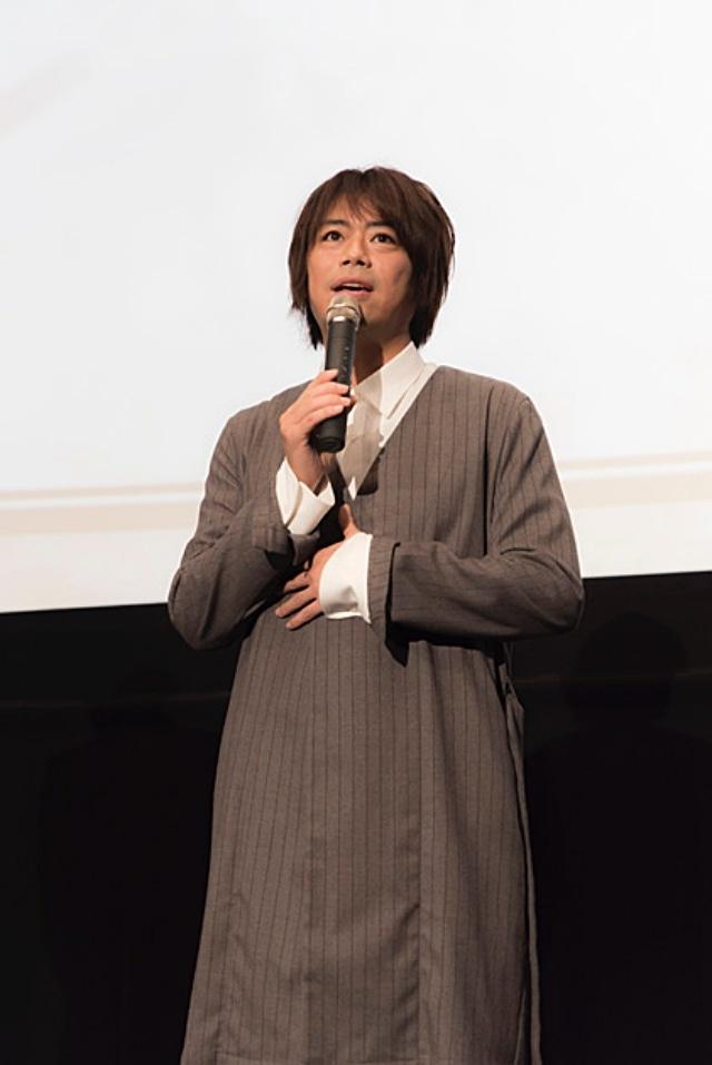 ▲浪川大輔(藤原保輔 役)