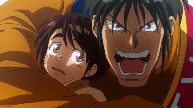 秋アニメ『からくりサーカス』第1話のあらすじ、場面写真が到着