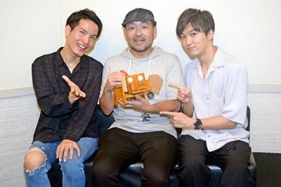 山下誠一郎さん&鈴木裕斗さんがMCを務める『LOST SONG』のラジオ情報番組が8月10日より放送決定! 番組内でサイン入りパネルのプレゼントも実施!-9