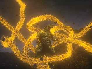 『GODZILLA 星を喰う者』本予告編で、ゴジラ・アースとギドラの激突シーン解禁! XAIさんが歌う主題歌音源も初公開