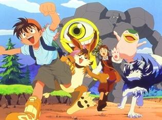 TVアニメ『モンスターファーム』が待望のBlue-ray化! ハイレートSDとなった「ガッツだ!Blu-ray BOX」が発売