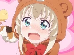 秋アニメ『うちのメイドがウザすぎる!』第2話のあらすじ・場面カット公開! ノートPCを開き、ミーシャのゲームをプレイしようとしたつばめでしたが……?