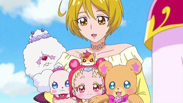 『HUGっと!プリキュア』第45話よりあらすじ・先行場面カットが到着! 今回はクリスマス回! はなたちがサンタクロースに♩-5
