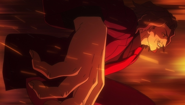 『ゲゲゲの鬼太郎』第28話「妖怪大戦争」の先行カット到着! 白石涼子さん演じるヴィクター・フランケンシュタイン、井澤詩織さん演じるカミーラも本格登場