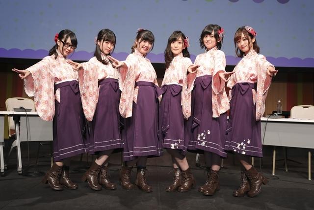『温泉むすめ』「YUKEMURI FESTA Vol.15@羽田空港」第2部をレポート!