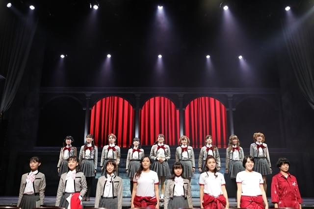『少女☆歌劇 レヴュースタァライト -The LIVE-#2 Transition』よりゲネプロ写真解禁! 小山百代さん・三森すずこさんらキャスト9名のコメントも到着-4