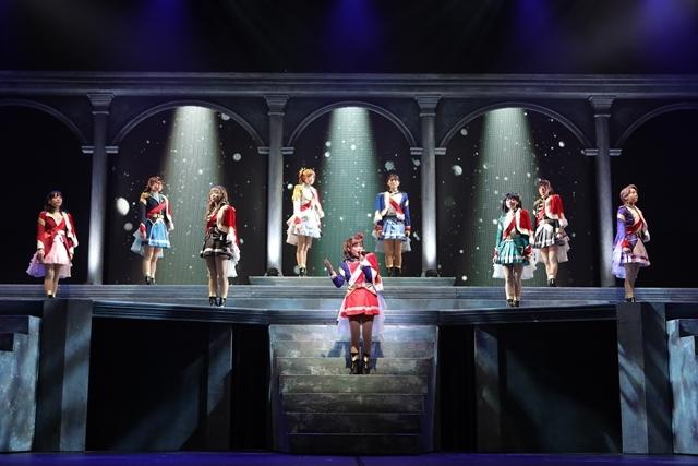 『少女☆歌劇 レヴュースタァライト -The LIVE-#2 Transition』よりゲネプロ写真解禁! 小山百代さん・三森すずこさんらキャスト9名のコメントも到着-14